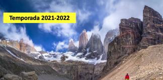 Torres del Paine temporada 2021-2022
