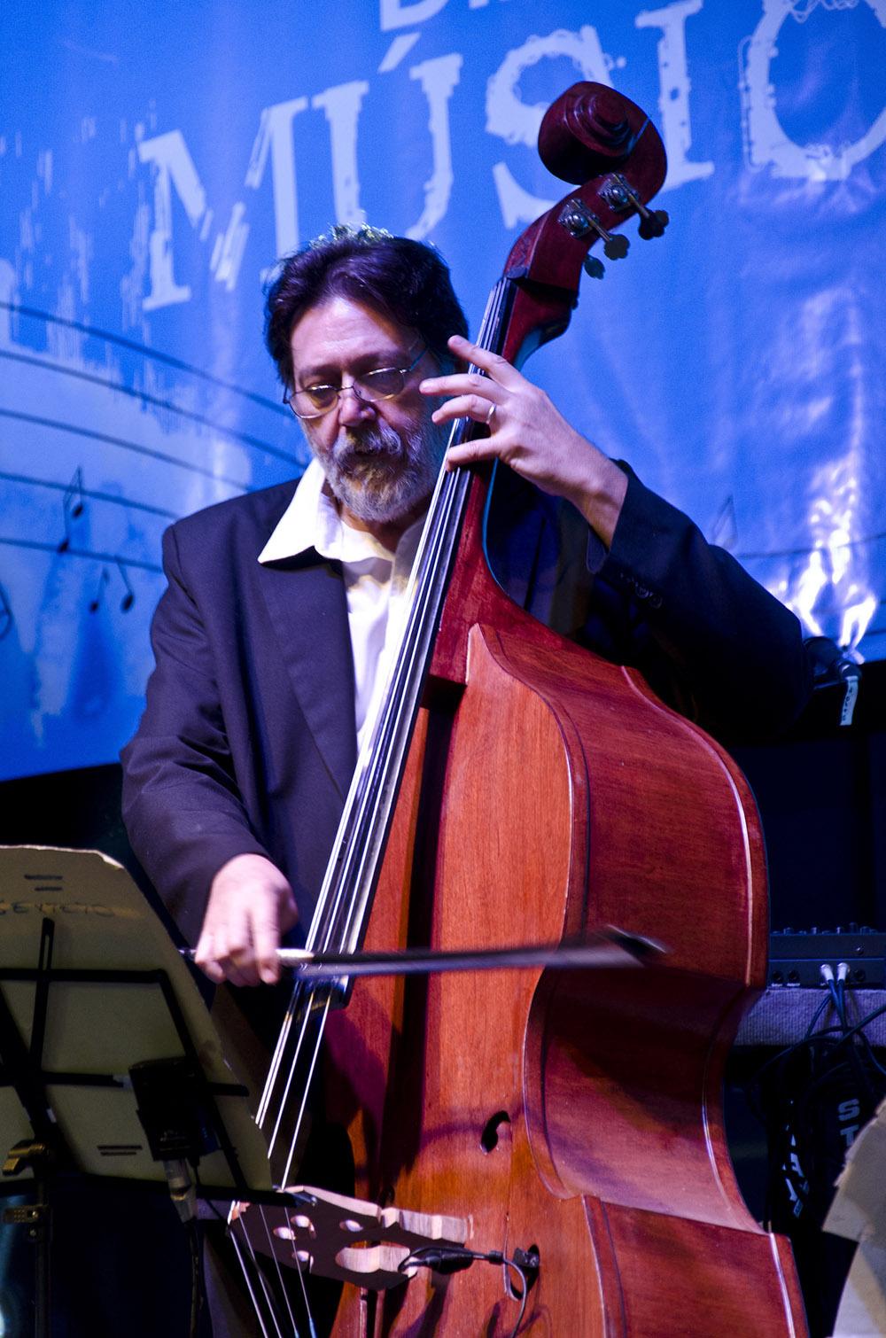 Intérprete en el Día de la Música de Ushuaia