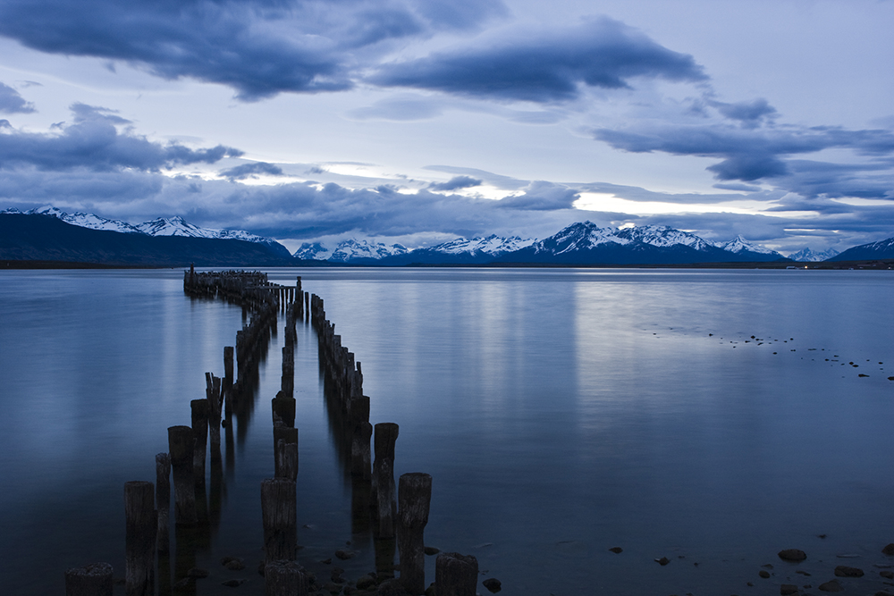 Torres del Paine forma más barata Muelle Histórico Puerto Natales