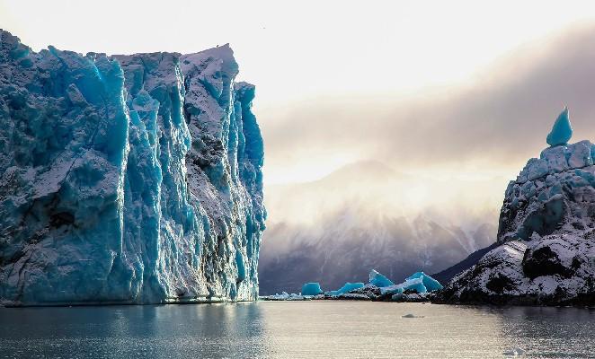 Masa de hielo de glaciar