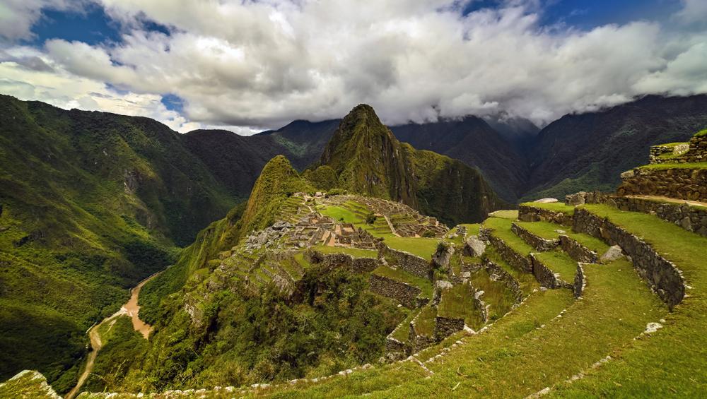 Complejo arqueológico de Machu Picchu