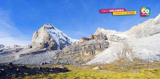 Montaña en Colombia